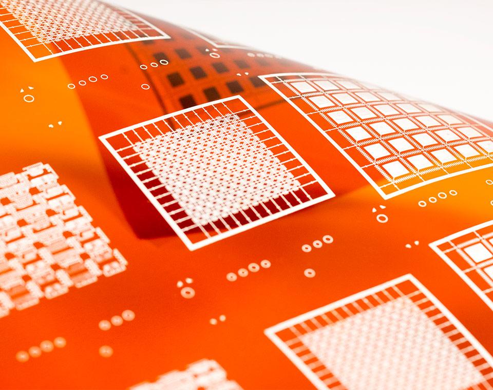 Printed Circuitry box