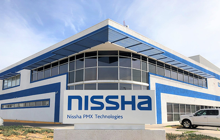 Nissha Factory located in Mexico