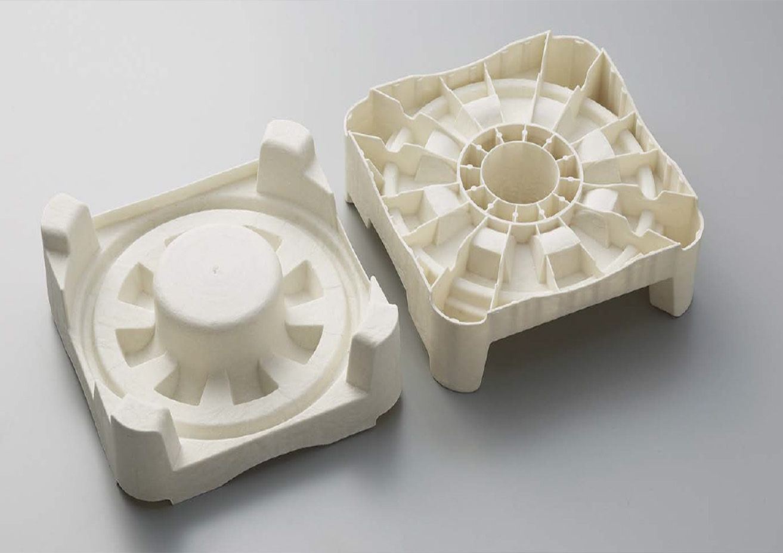 Butiful items showing complicated geometry