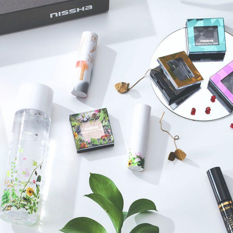 New Sample Kit – Heat Transfer Film for Cosmetics Packaging