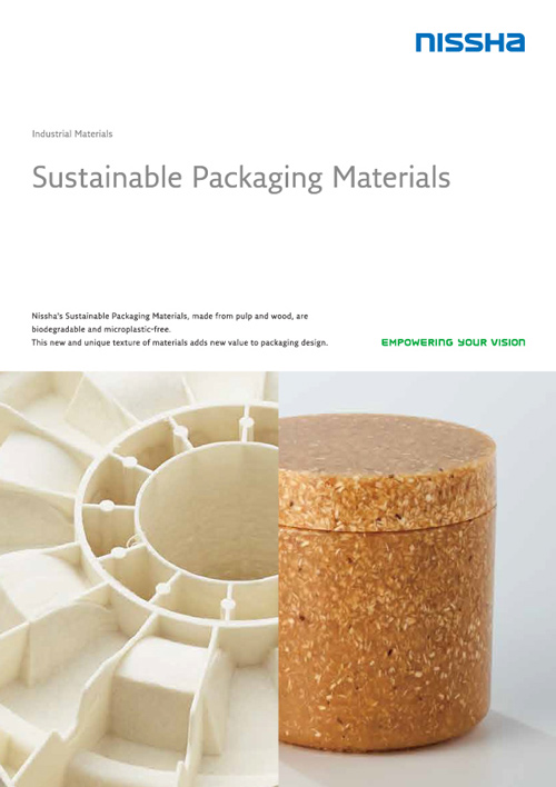 Sustainable Materials Nissha Poster