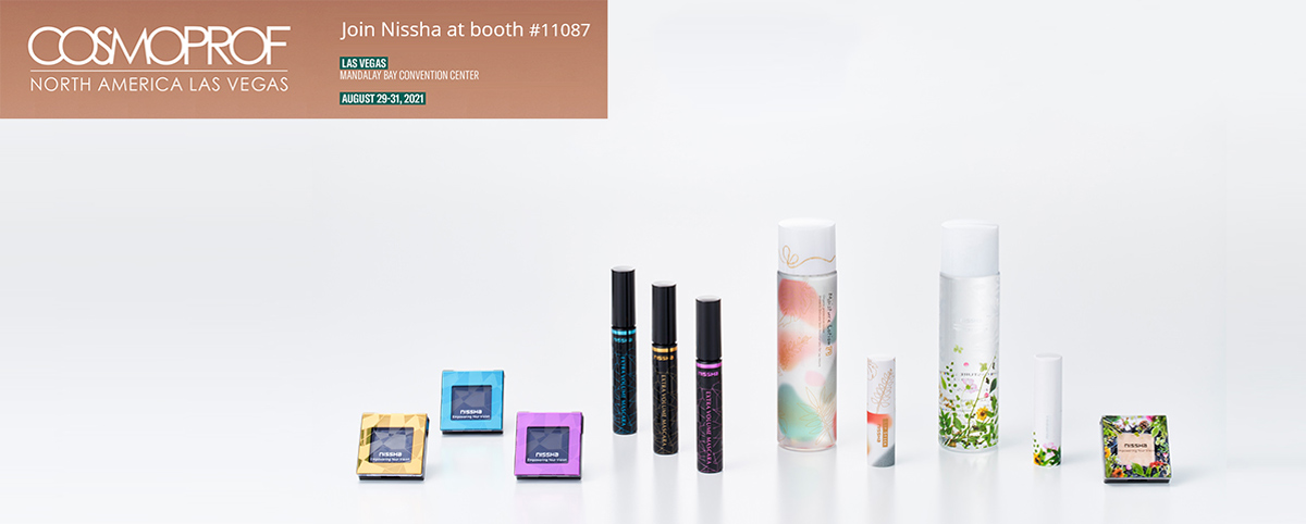 Cosmoprof - Join Nissha at booth #11087