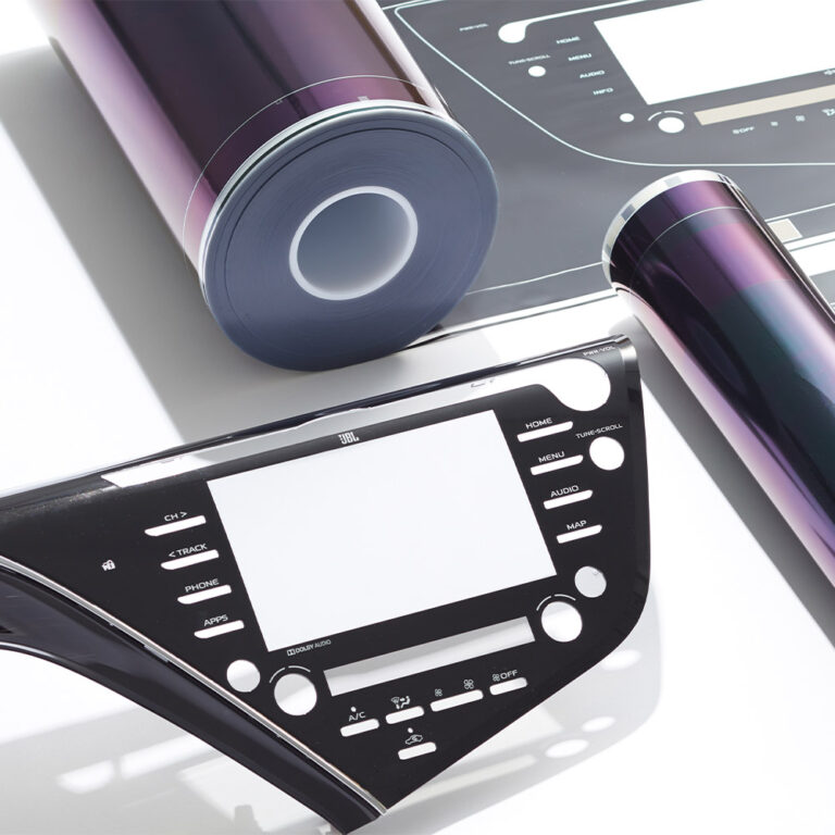NISSHA to display at Smart Automotive Surfaces 2021