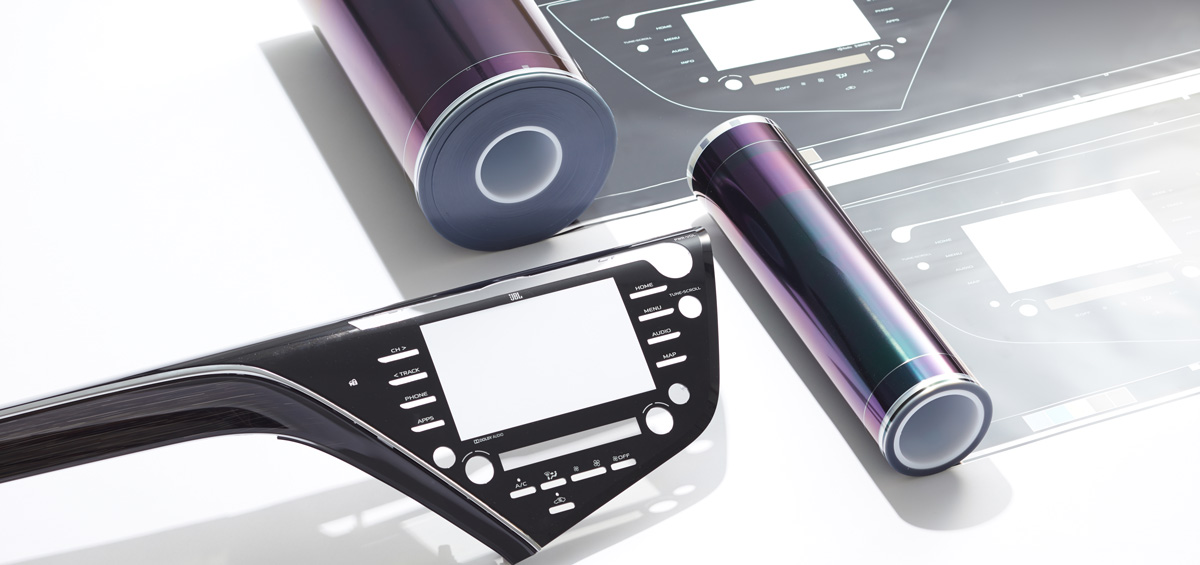 Smart Automotive Surfaces Industrial Materials